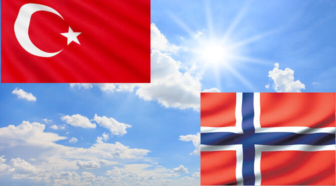 News from Turkey and Norwegian Government